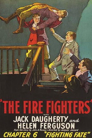 The Firefighters; Fighting Fate