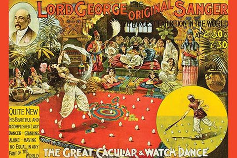 Lord George - Great Cacular & Watch Dance