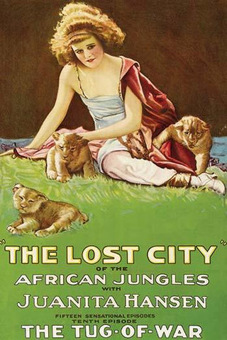 Lost City of the African Jungles - Tug of war