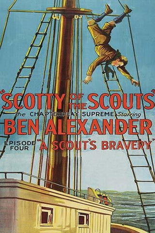 Scotty of the Scouts - A Scouts Bravery