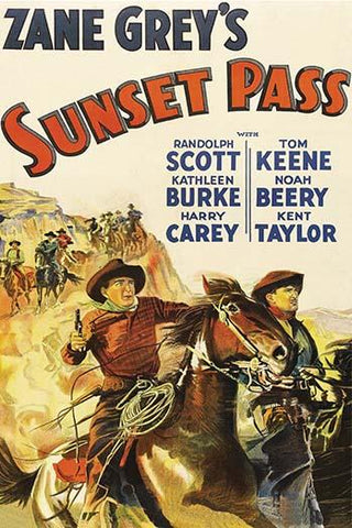 Sunset Pass