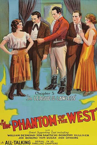 The Phantom of the West - League of the Lawless