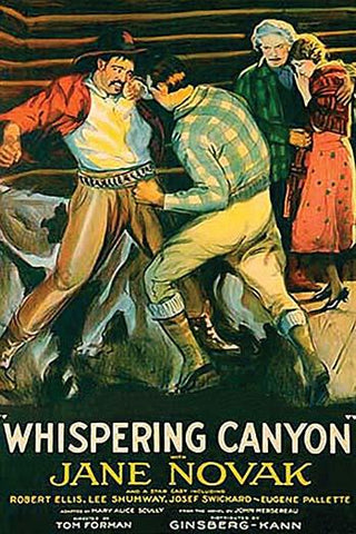 Whispering Canyon