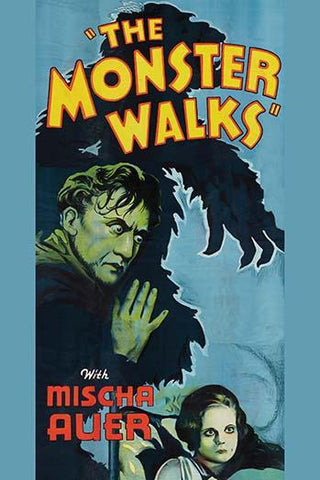 The Monster Walks