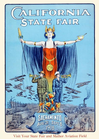 California State Fair 1918