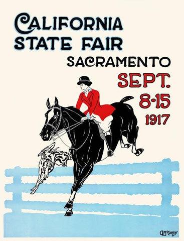 California State Fair, Sacramento, Sept. 8-15, 1917