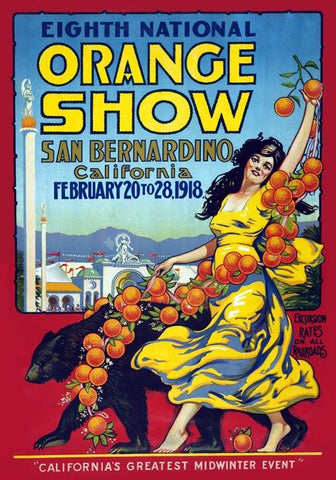 Eighth National Orange Show