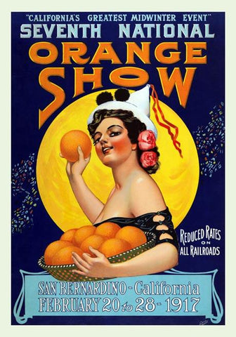 Seventh National Orange Show