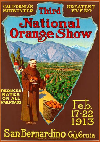 Third National Orange Show