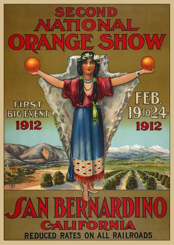 Second National Orange Show