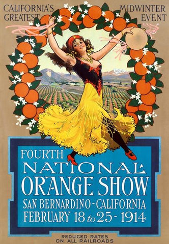 Fourth National Orange Show