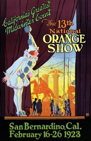13th National Orange Show