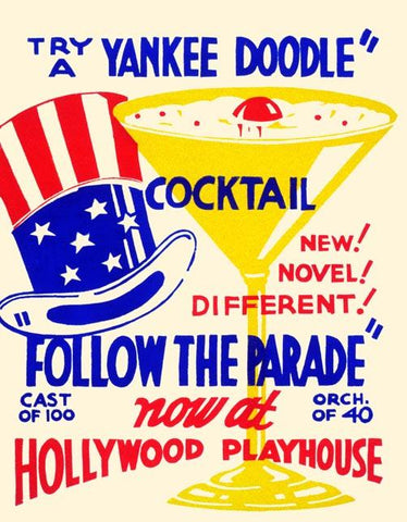 Try a Yankee Doodle cocktail