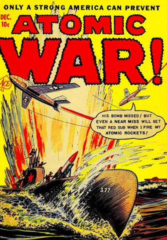 Atomic War No. 2
