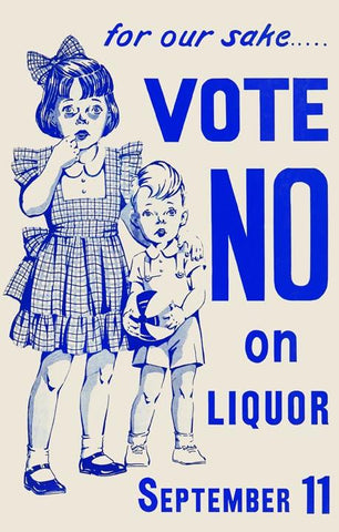 Vote NO on Liquor