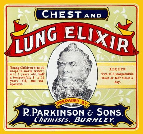 Chest and Lung Elixir
