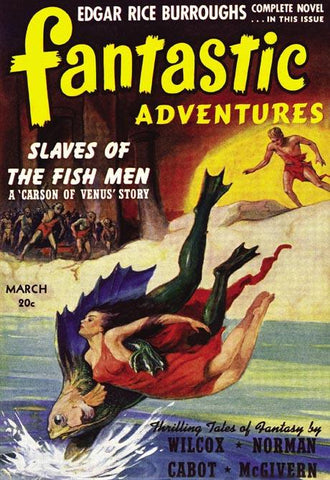 Slaves of the Fish Men