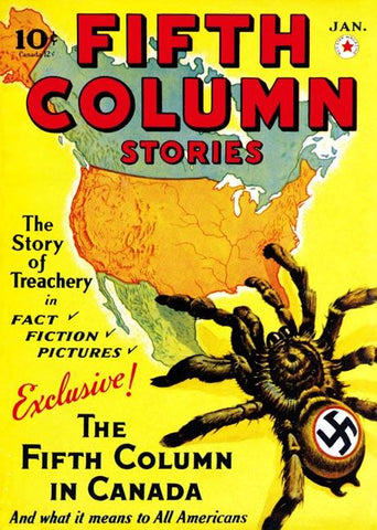 The Fifth Column in Canada