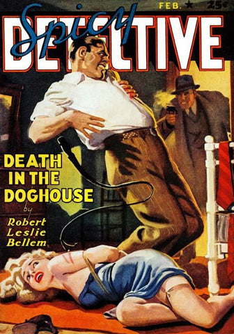 Death on the Doghouse