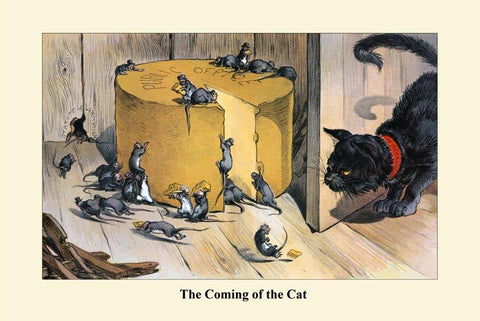 The Coming of the Cat