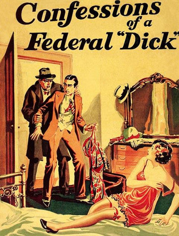 Confessions of a Federal Dick