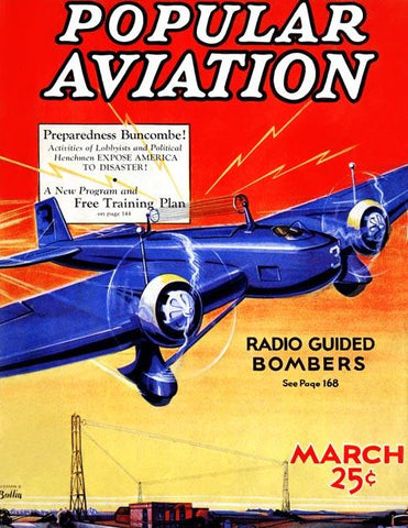Radio Guided Bombers