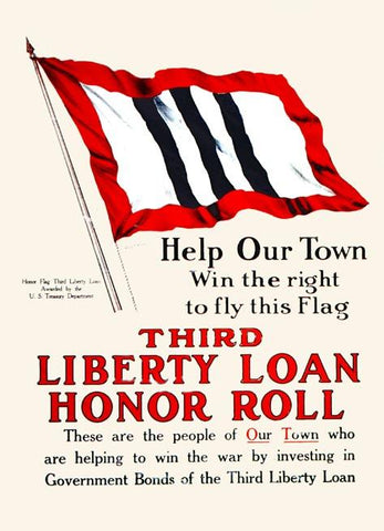 Third Liberty Loan Honor Roll
