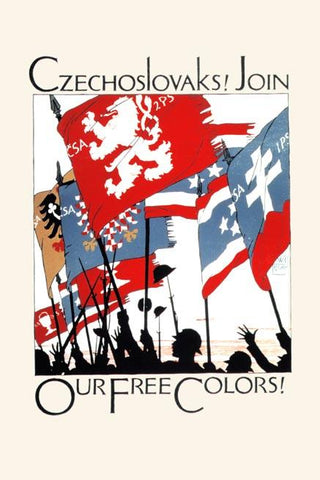 Czechoslovaks! Join. Our Free Colors!