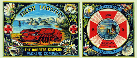 Roberts Simpson Fresh Lobster