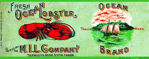 M.I.L. Company Fresh Ocean Lobster