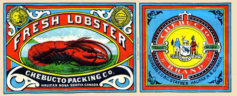 Chebucto Brand Fresh Lobster