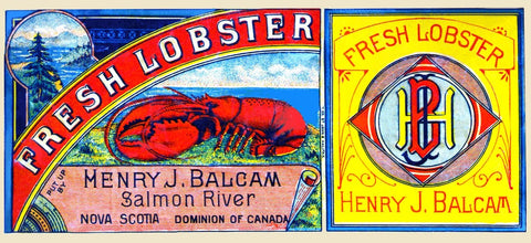 Henry J. Balcam Fresh Lobster