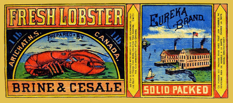 Eureka Brand Fresh Lobster