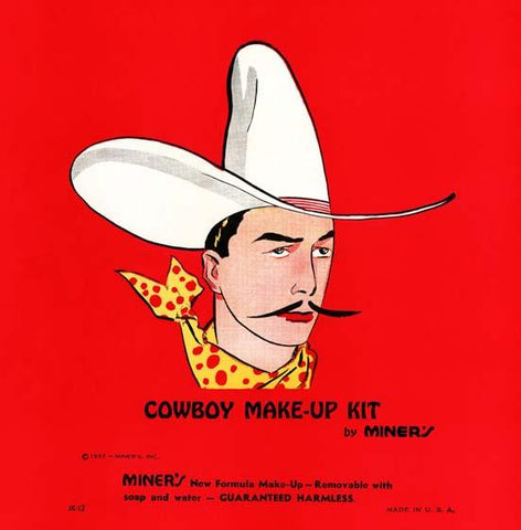 Cowboy Make-Up Kit