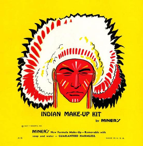 Indian Make-Up Kit