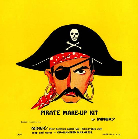 Pirate Make-Up Kit