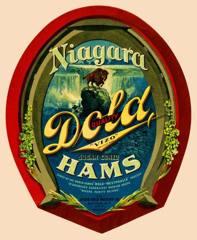 Niagara Dold Sugar Cured Hams