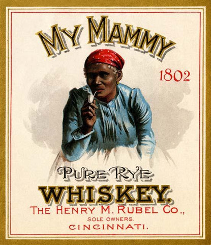 My Mammy Pure Rye Whiskey