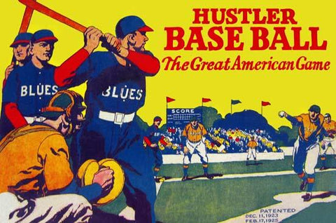 Hustler Baseball: The Great American Game