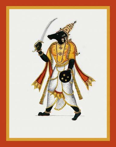 Tenth and future incarnation of Vishnu, Kalki
