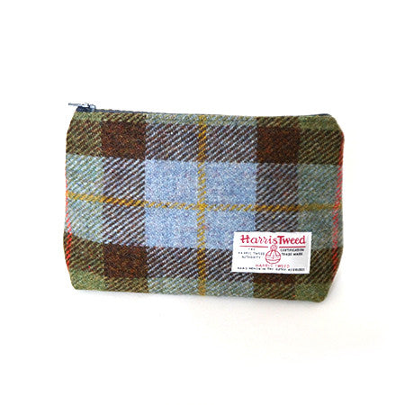 Make-Up Bag - MacLeod Tartan