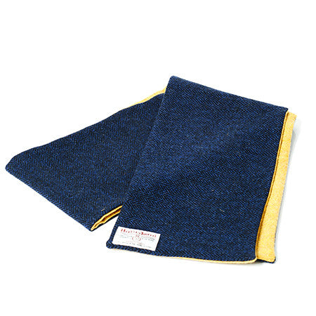 The Suit Scarf - Navy