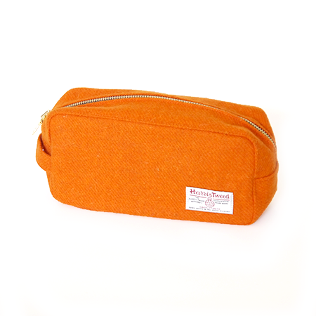 Washbag - Orange