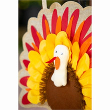 Load image into Gallery viewer, Give Thanks Turkey Door Decor