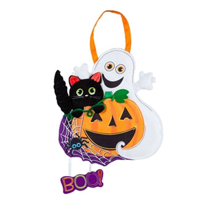 Halloween Boo Door Decor