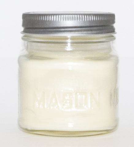 Clean Cotton Square Mason Jar
