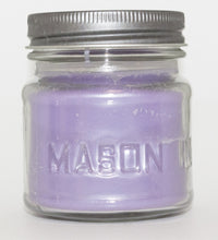 Load image into Gallery viewer, Lavender Square Mason Jar