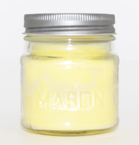 Lemon Square Mason Jar
