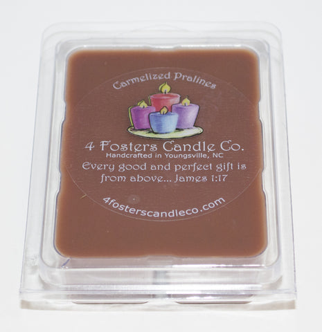 Carmelized Pralines Wax Melts