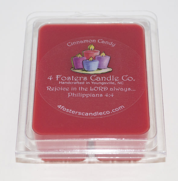 Cinnamon Candy Wax Melts